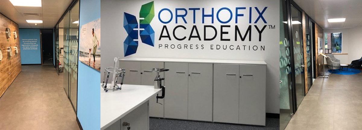 The Orthofix UK headquarters